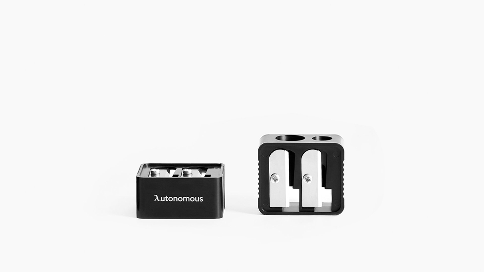 Set of 2 pencil sharpeners - Autonomous.ai