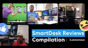 Thumbnail Video introduce SmartDesk 2 - Home Office | Autonomous 1