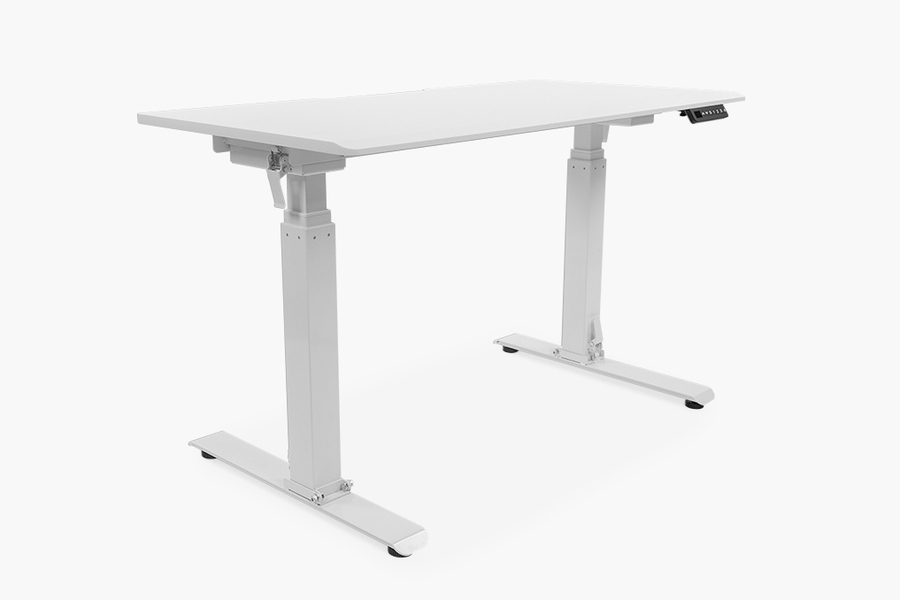 Compact Desk by Happen: 2 Minute Assembly