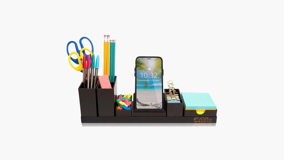 Magnetic Desk Organizer - Autonomous.ai
