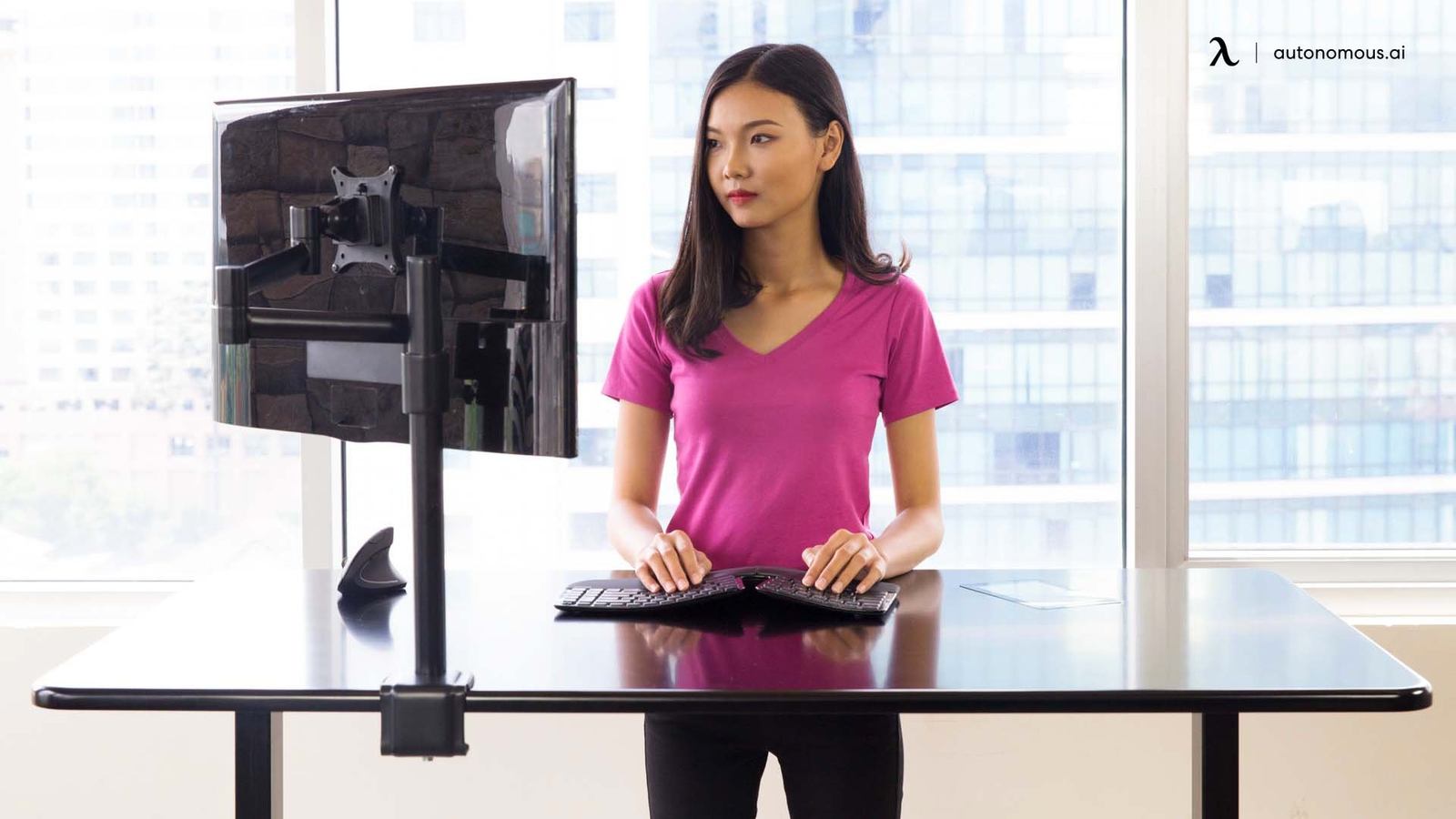 20 Best Standing Desk For Tall People, Best Standing Desk For Tall Person