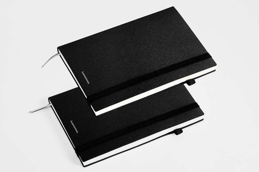 Set of 2 notebooks