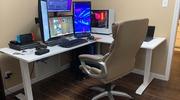 thumbnail of image of l-shaped desk working space - Autonomous.ai 2