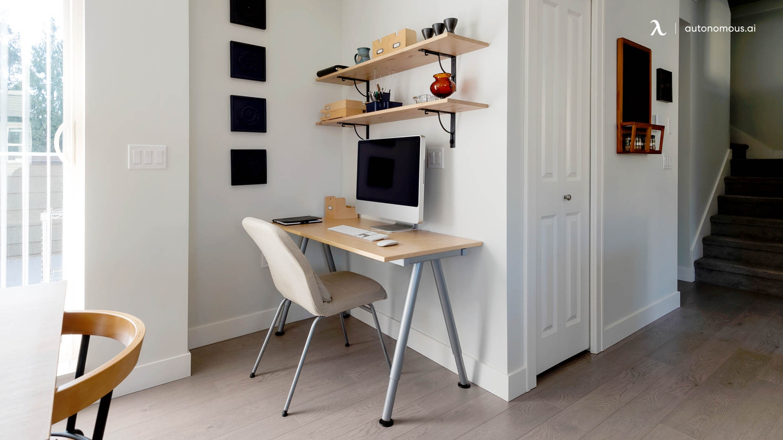 Simple Small Home Office Ideas In The Uk That Hack Your Productivity