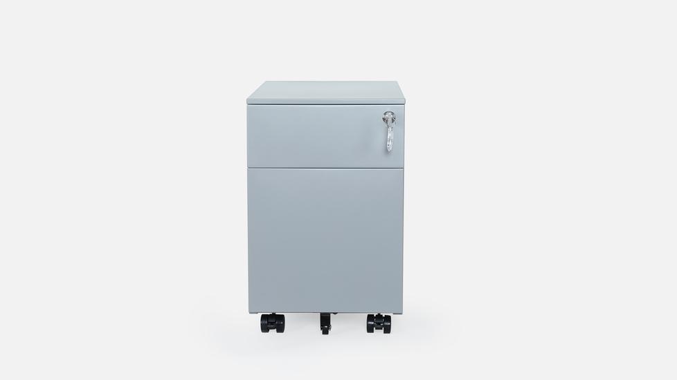 Slim Filing Cabinet by Autonomous x Wistopht - Autonomous.ai