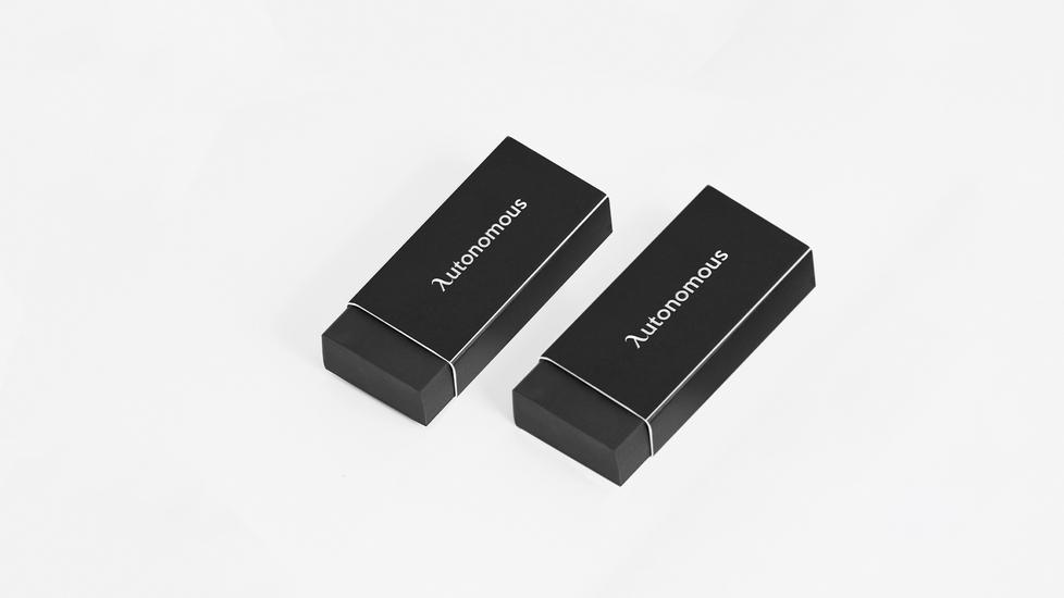 Set of 2 erasers - Autonomous.ai
