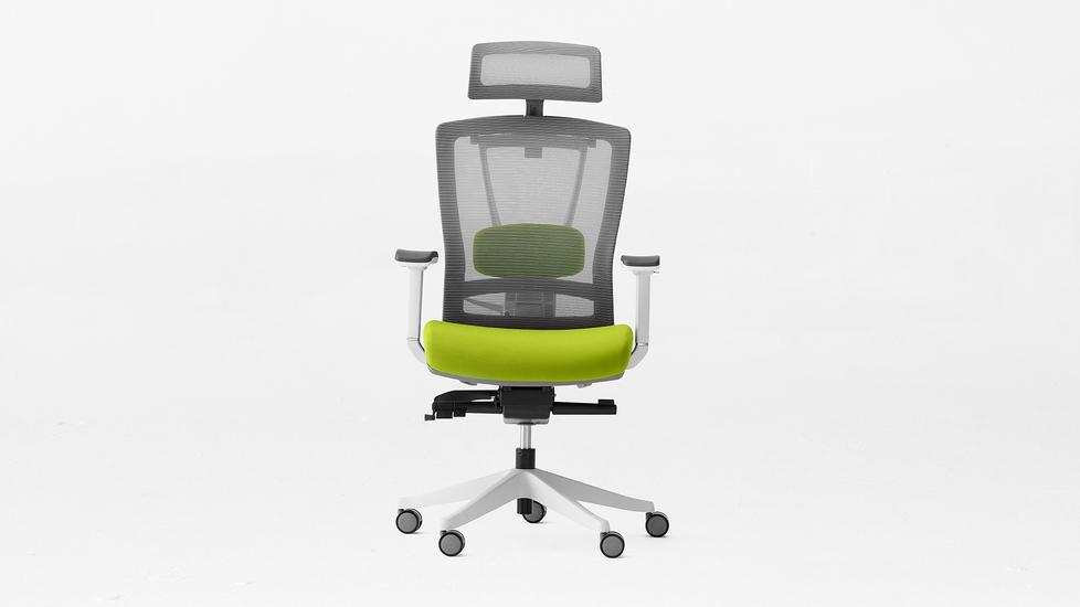 ErgoChair Pro - Green - Autonomous.ai