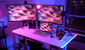 image of desk setup 2 monitors - Autonomous.ai
