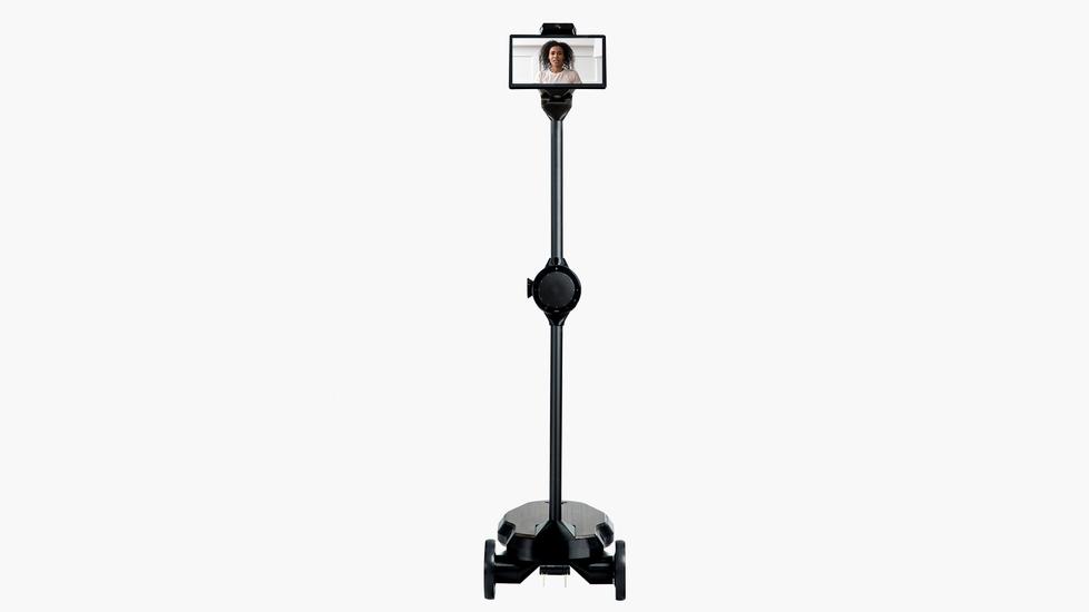 Ohmni Telepresence Robot - Autonomous.ai