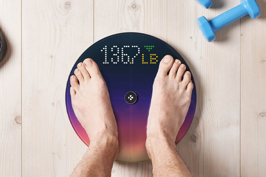 Body Composition Scale by MyKronoz