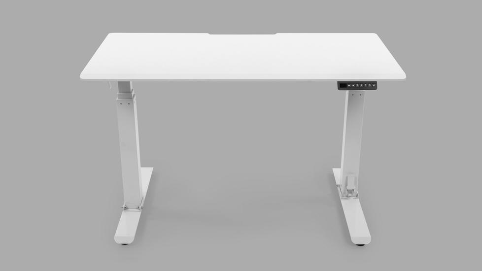 Compact Desk by Happen: 2 Minute Assembly - Autonomous.ai
