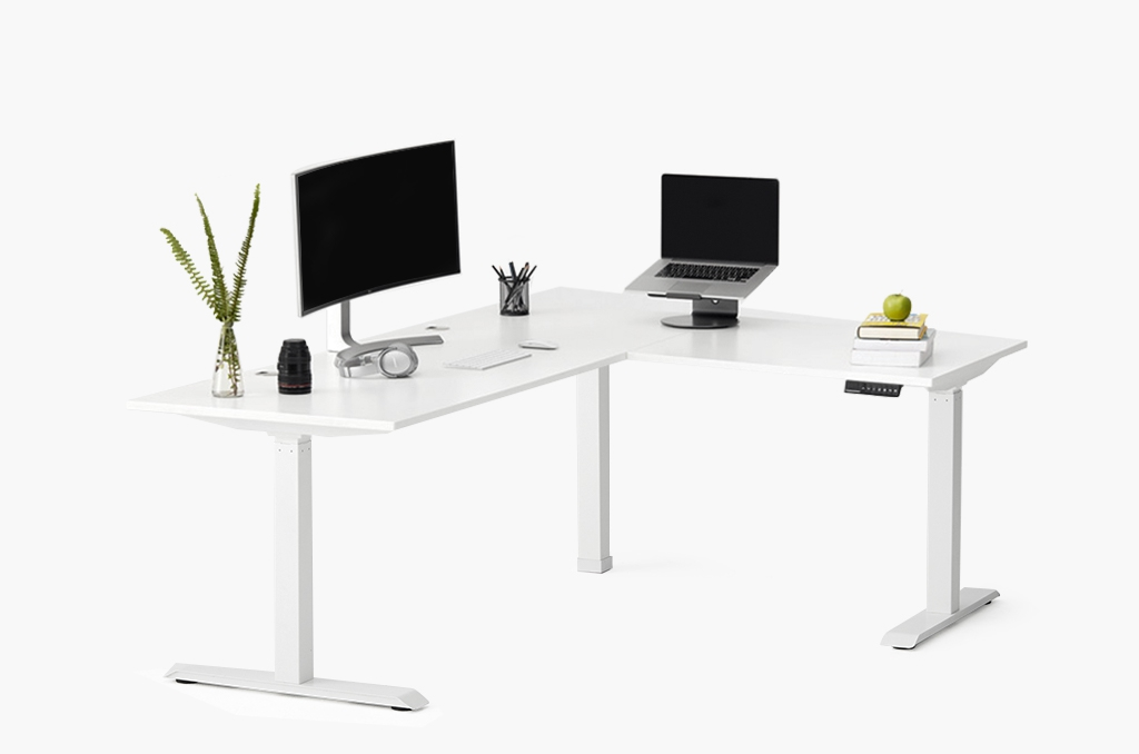 Photo of L-Shaped SmartDesk