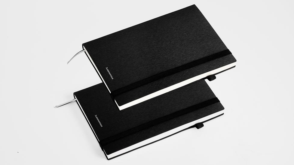 Set of 2 notebooks - Autonomous.ai